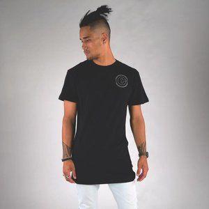 Classic Cuzy T Men's Black Short Sleeve T-Shirt